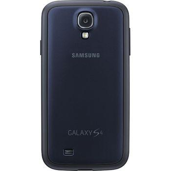 Samsung ochranné pouzdro protective cover + EF-PI950BN pro Galaxy S4 (i9505), modré