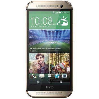 HTC One (M8) 16GB, zlatý, rozbaleno, záruka 24 měsíců