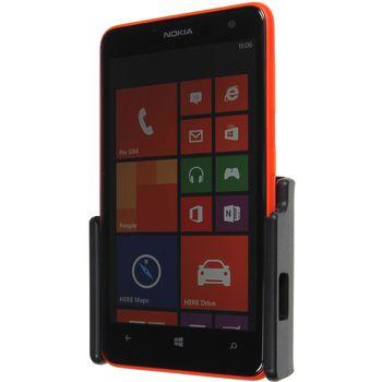 Brodit držák do auta na Nokia Lumia 625 bez pouzdra, bez nabíjení