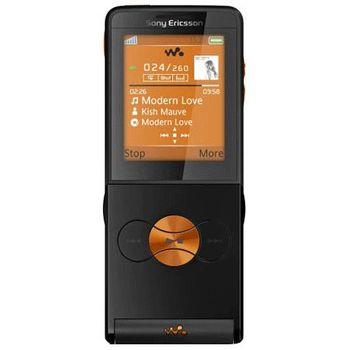 Sony Ericsson W350i Electric Black