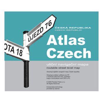 Garmin mapa Atlas Czech 8