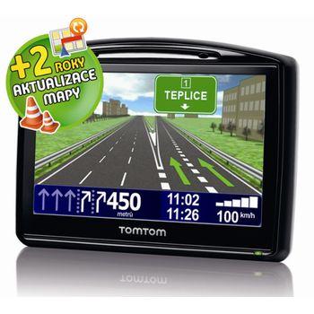 TomTom Go 930 Traffic + OMV 500 Kč + 2 roky map Zdarma