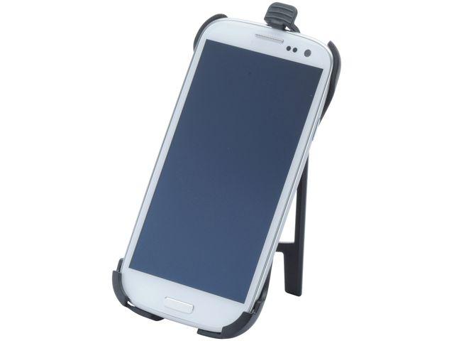 obsah balení Sestava SH držáku pro Samsung Galaxy S III i9300 s držákem do mřížky ventilace