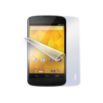 Fólie ScreenShield LG Nexus 4 - celé tělo