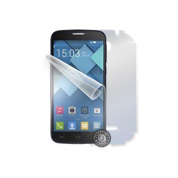 Fólie ScreenShield Alcatel One Touch 7041D Pop C7 - celé tělo