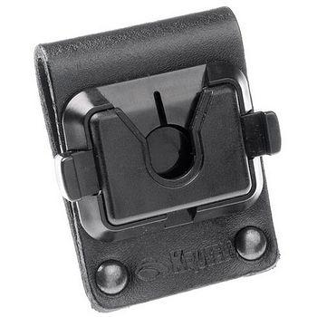 Krusell Klip kožený - Leather Swivel kit, 45 mm