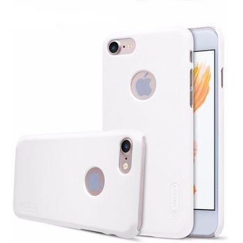 Nillkin zadní kryt Super Frosted pro Apple iPhone 7, bílý