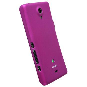 Krusell hard case - ColorCover - Sony Xperia T  (růžová)