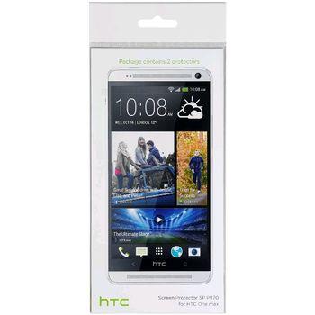 HTC ochranná fólie SP P970 pro HTC One max (2ks)