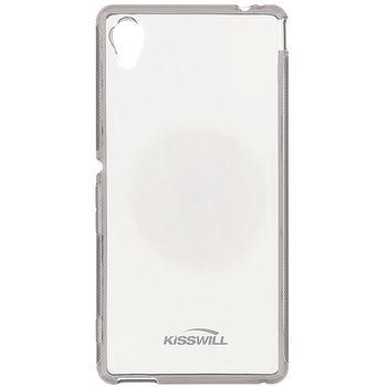 Kisswill TPU pouzdro pro Sony Xperia Z5/Z5 Dual, čiré