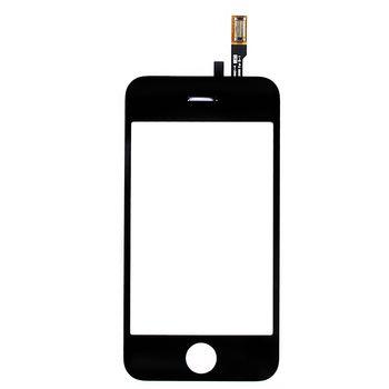 Náhradní díl dotyková vrstva + sklo pro Apple iPhone 3G, černá