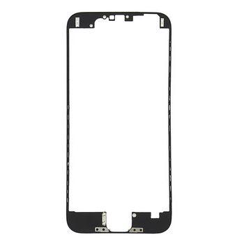 Náhradní díl rámeček LCD displeje pro Apple iPhone 6 4.7 , černý