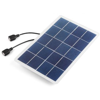 Brando solární nabíječka