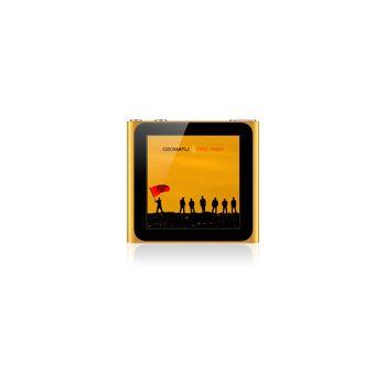 Apple iPod Nano 6th - 8GB (oranžová)