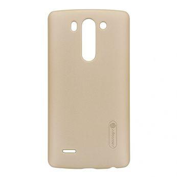 Nillkin super frosted zadní kryt Gold pro LG G3s