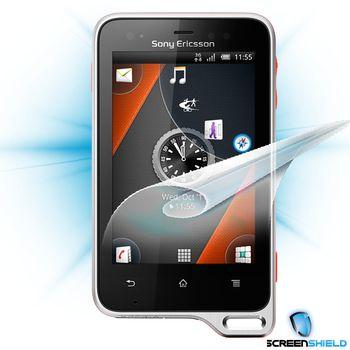 Fólie ScreenShield Sony Ericsson Active - displej