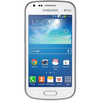 Samsung Galaxy S Duos 2 S7582, bílá
