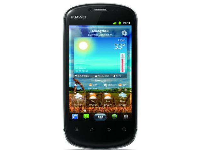 obsah balení Huawei U8850 Vision a Paměťová karta Kingston 16GB ZDARMA + Solární nabíječka Solarmonkey-Adventurer
