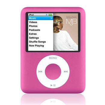 iPod nano 8GB - Pink (3rd gen)