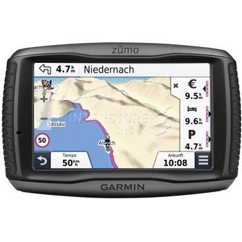 Garmin motocyklová navigace zümo 590 Europe 45 s doživotní aktualizací