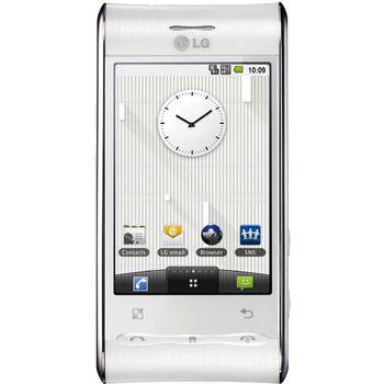 LG GT540 Optimus White Pearl