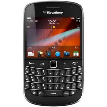 BlackBerry 9900 Bold Black QWERTY + záložní zdroj Belkin 2200mAh (vč. microUSB kabelu)