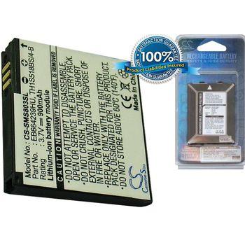 Baterie pro Samsung S8000 Jet, Li-ion 3,7V 900mAh