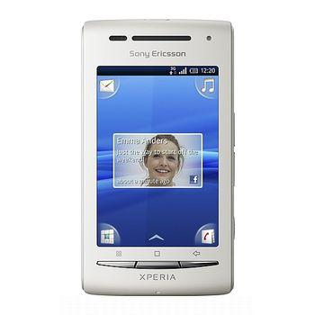 Sony Ericsson Xperia X8 Dark blue/Silver, rozbaleno, plná záruka