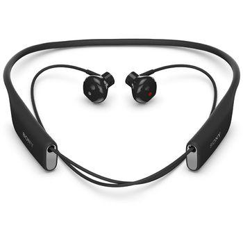 Sony Bluetooth stereo headset SBH70, černý