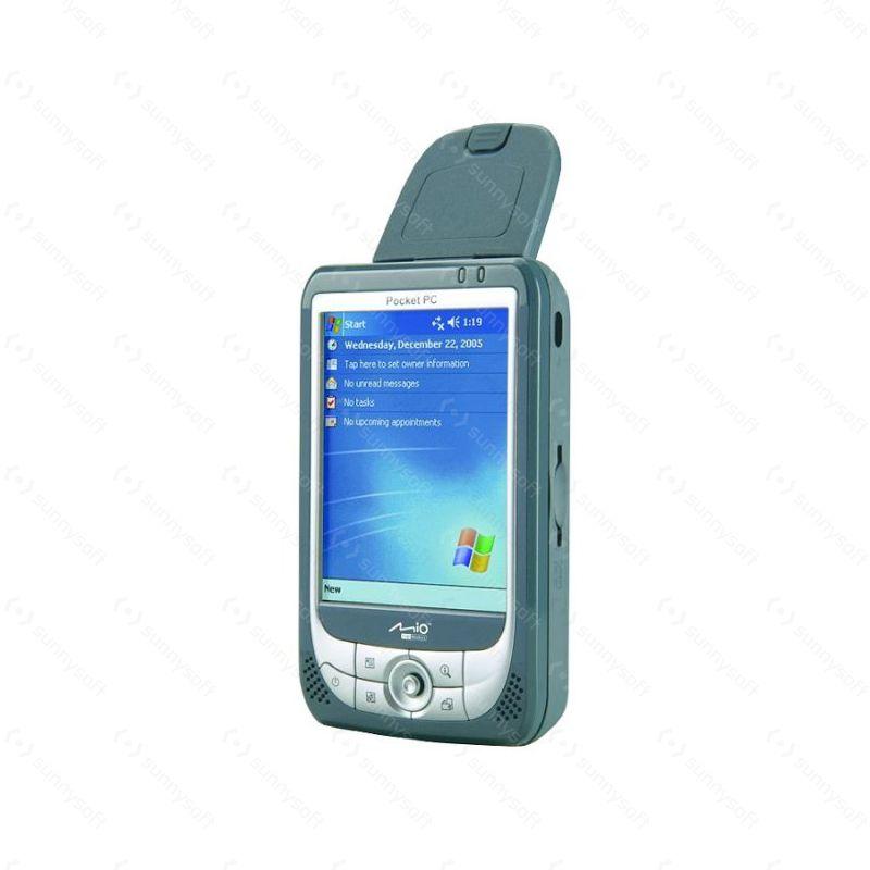 Pocket pc 800 tracker 3 skin
