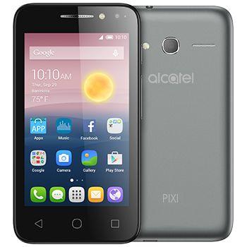 Alcatel Pixi 4 4034D, černý