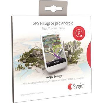 Sygic GPS Navigation - Evropa, offline, doživotní aktualizace map