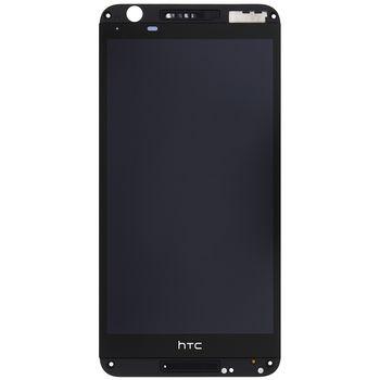 Náhradní díl LCD Display + Dotyková Deska + Přední Kryt pro HTC Desire 820