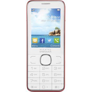 Alcatel 2007D, červená