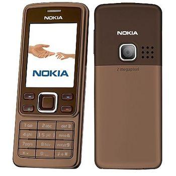 NOKIA 6300 Choco 512MB + pouzdro Krusell Classic