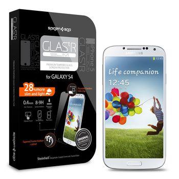 Spigen temperované sklo Glas.tR SLIM pro Galaxy S4