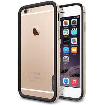 Spigen pouzdro Neo Hybrid EX Metal pro Apple iPhone 6, zlatá
