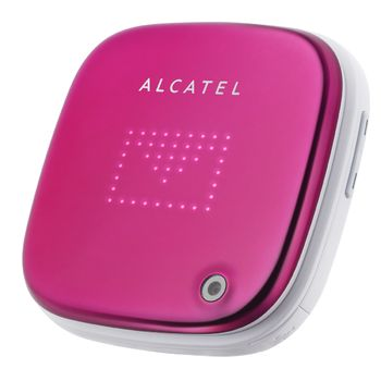 Alcatel One Touch 810 růžová