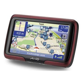 "MIO Moov M400u Tatu GPS navigace, LCD 4,3"", mapy EU (43)"