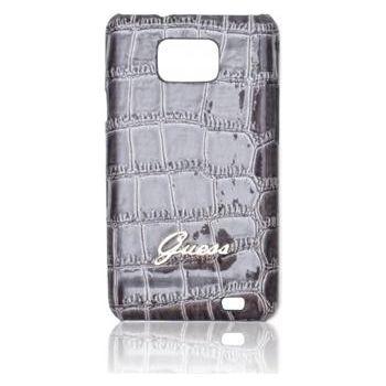 Guess Crocodile zadní kryt pro S. Galaxy S II, šedý