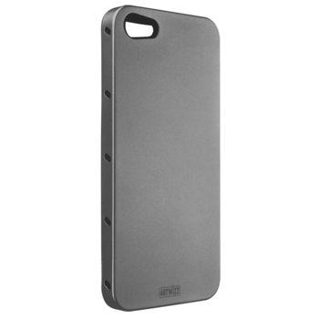 Artwizz SeeJacket Alu kryt pro iPhone 5 - titanově šedé