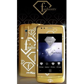 ZTE Blade FashionTV Edition Gold