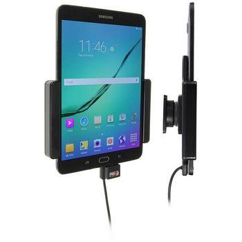 Brodit držák do auta na Samsung Galaxy Tab S2 8.0 bez pouzdra, s nabíjením z cig. zapalovače