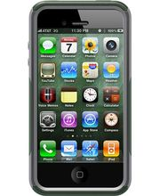 Otterbox - Apple iPhone 4/4S Commuter - zelená
