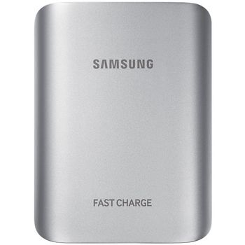 Samsung externí baterie, 10200mAh, stříbrná
