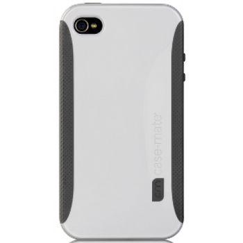 Case Mate pouzdro Pop White / Grey pro iPhone 4