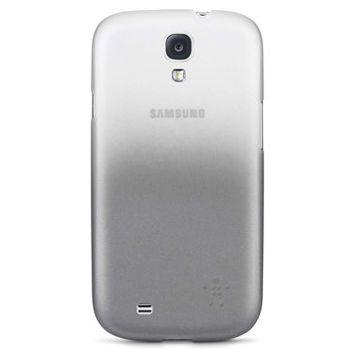 Belkin PC metalické pouzdro pro Samsung Galaxy S4, čiré