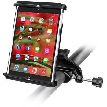 RAM Mounts univerzální držák na iPad mini s úchytem do letadla na berany, Ø15,9-32 mm, sestava RAP-B-121-TAB12U