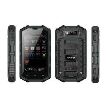 Aligator RX400 eXtremo Dual SIM, černo-zelená