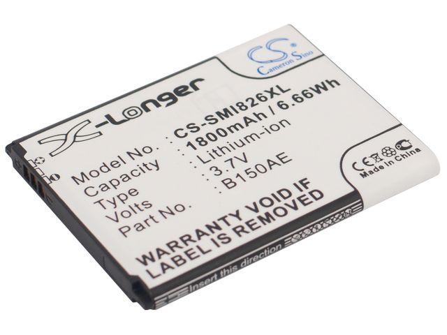 obsah balení Baterie pro Samsung Galaxy CORE Plus G350, 1800mAh, Li-ion + univerzální nabíječka baterií